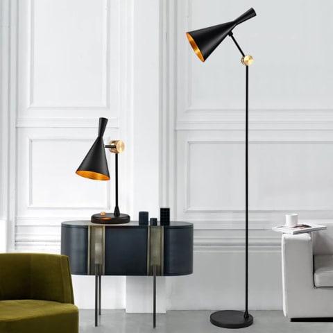 2 lampes design