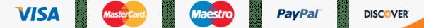 les paiements acceptés sur deco lab sont visa mastercard paypal et bancontact